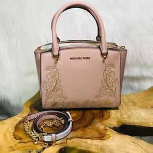 Michael Kors Ellis Convertible Satchel
